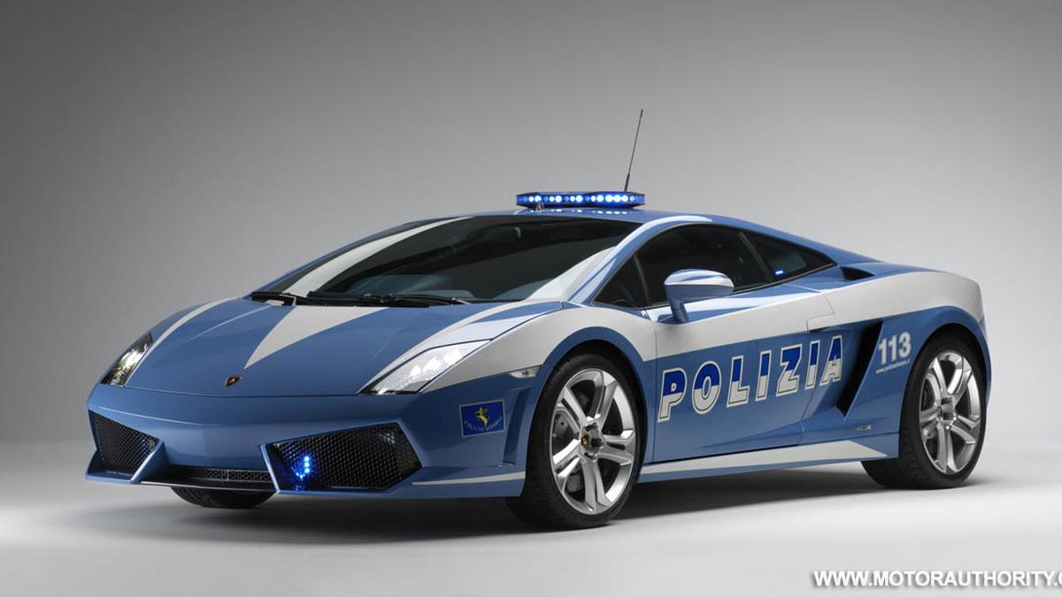 lamborghini gallardo lp560 4 polizia police car 002