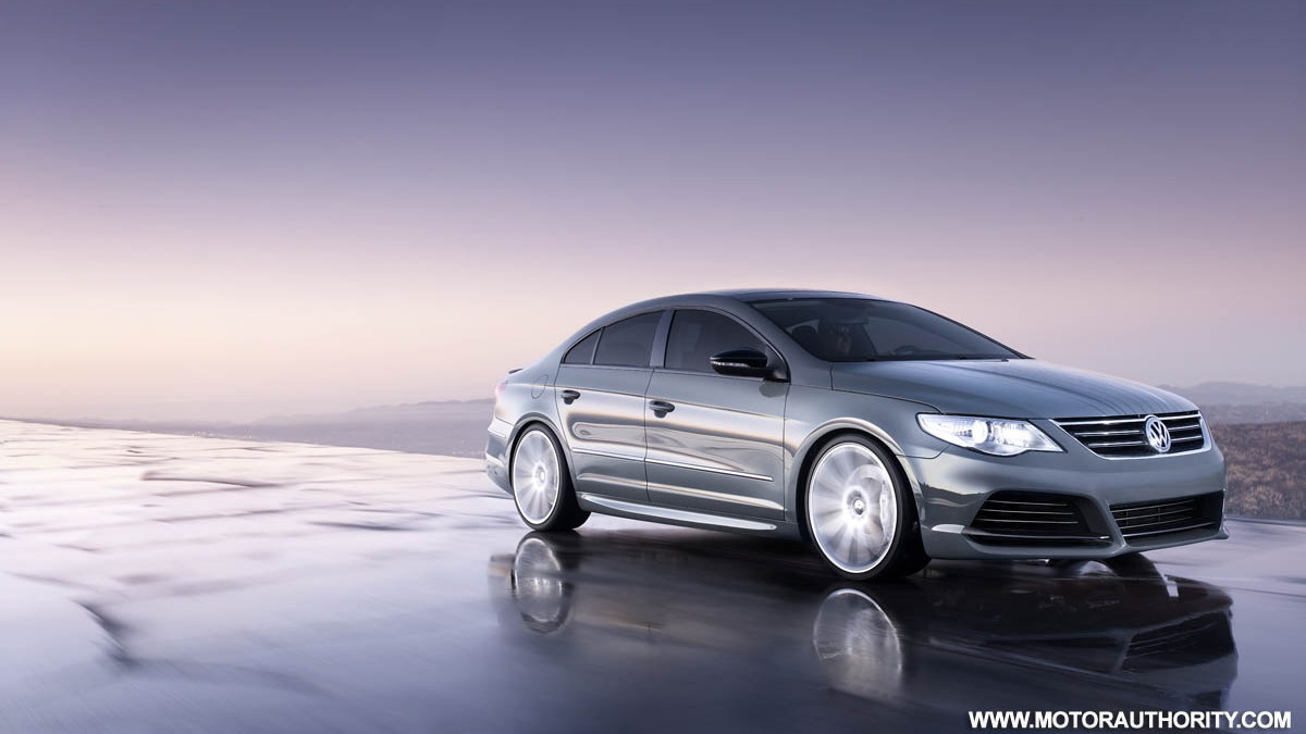 vw cc ecoperformance concept sema 2008 005
