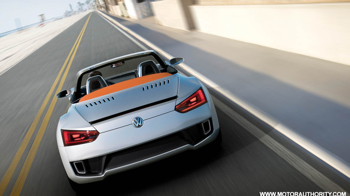 2009 volkswagen bluesport roadster concept 010