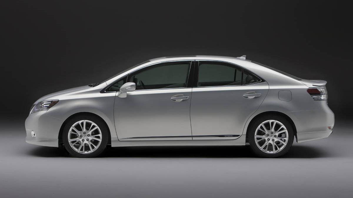 2010 lexus hs 250h hs250h hybrid sedan 003