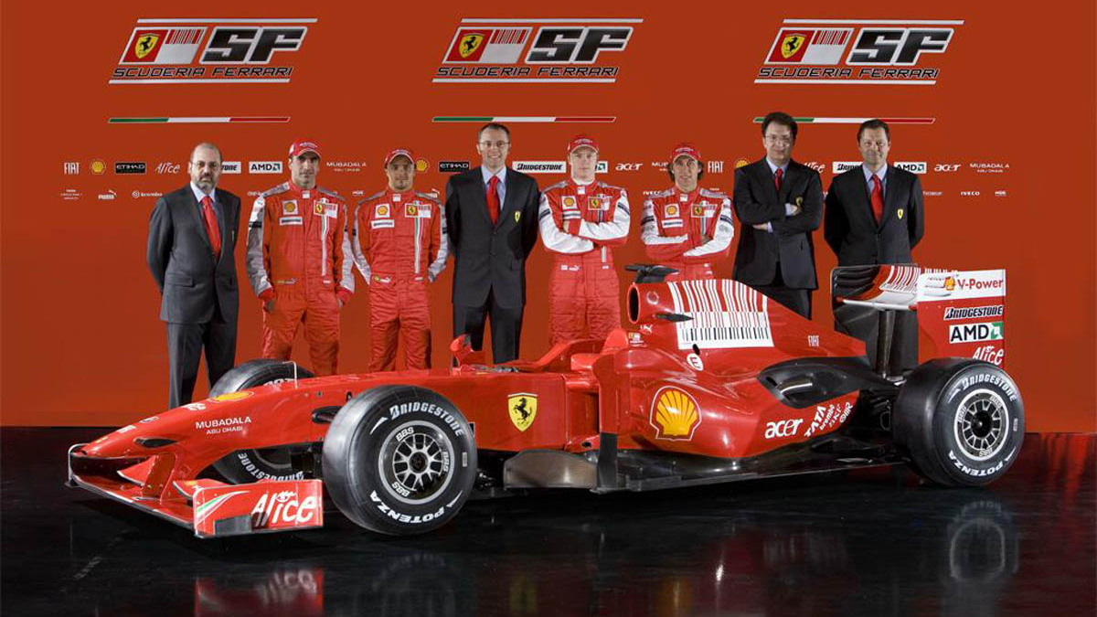 2009 ferrari f1 f60 race car 006