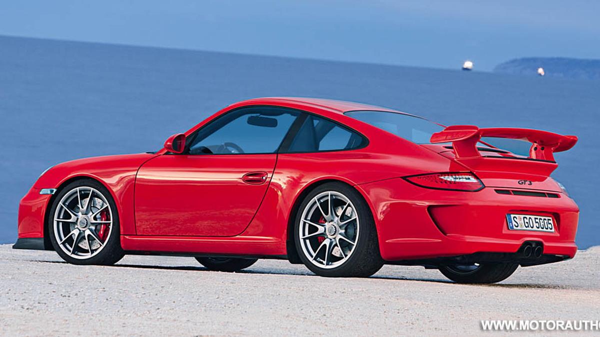 2009 porsche 911 gt3 facelift 007