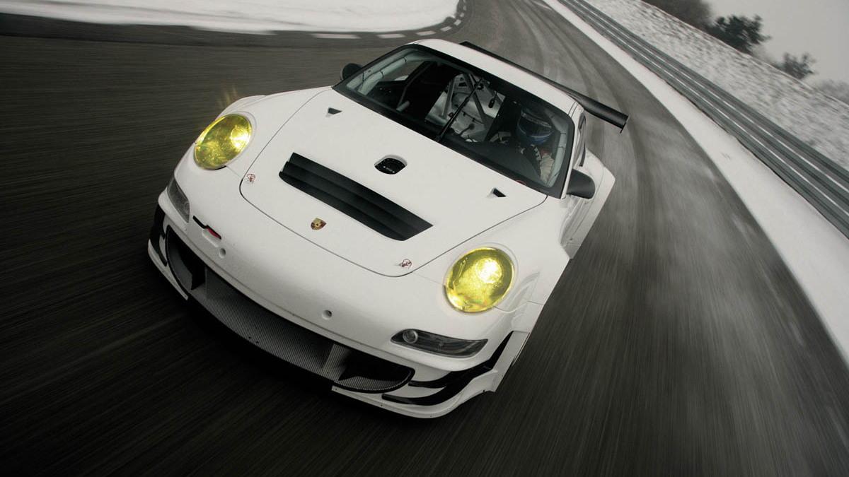 2009 porsche 911 gt3 rsr racing 002
