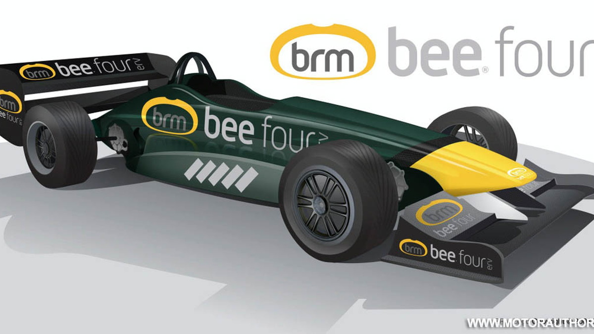 brm .bee four electric race car 005