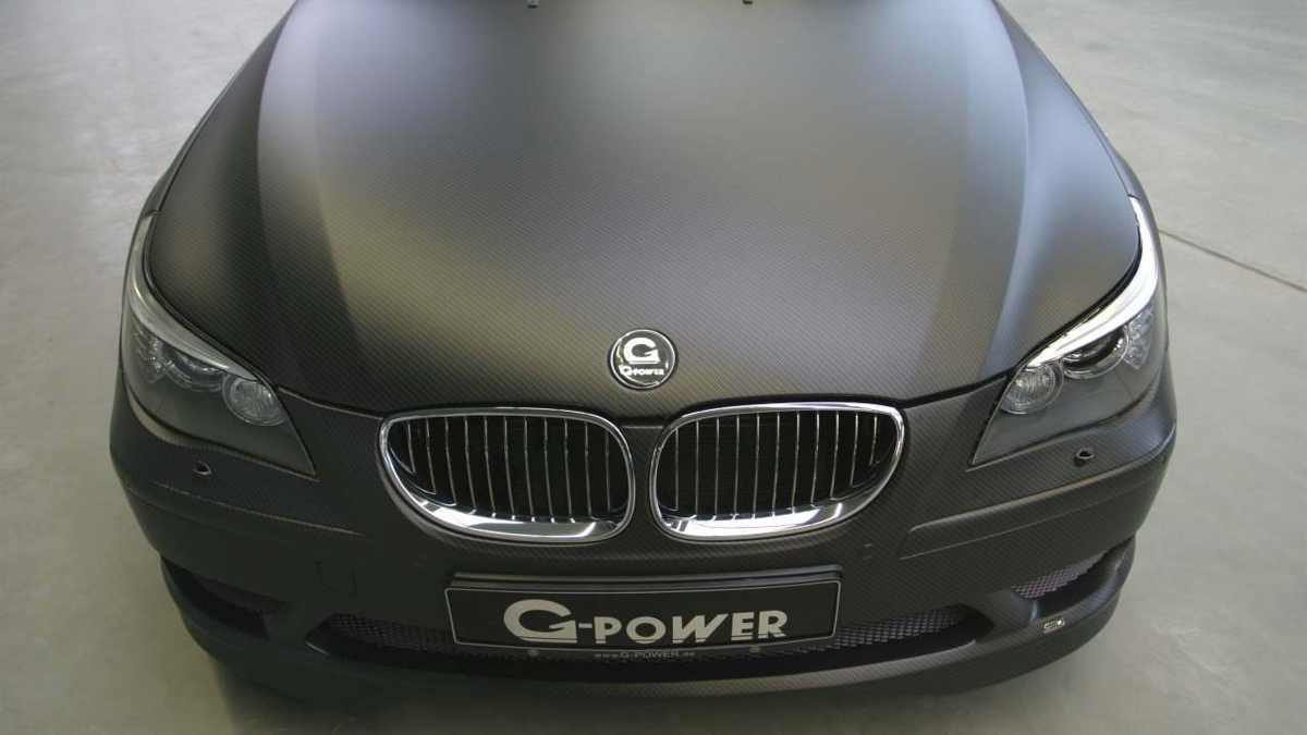 G Power Hurricane Cs Is World S Fastest Bmw Coupe With 370km H Top Speed