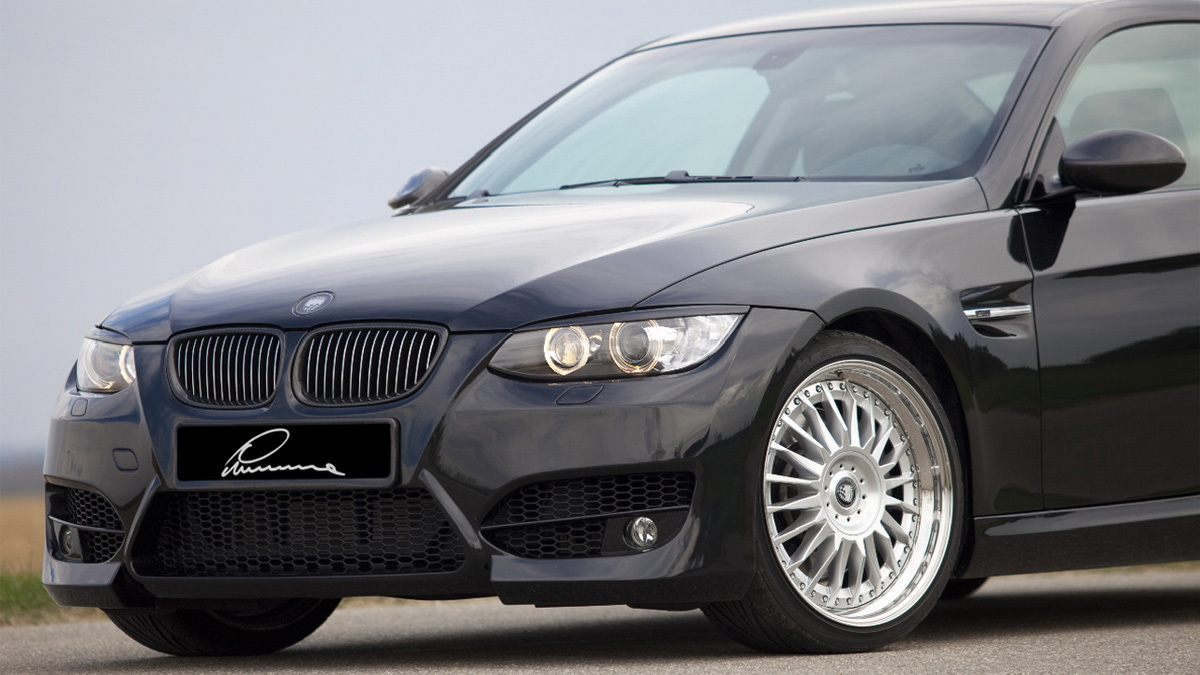 lumma design bmw 3series coupe 006
