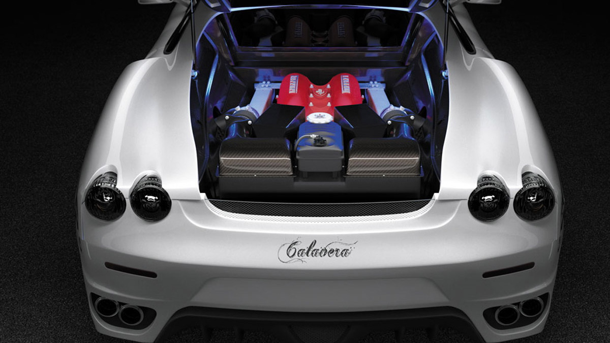 unique performance calavera ferrari f430 006