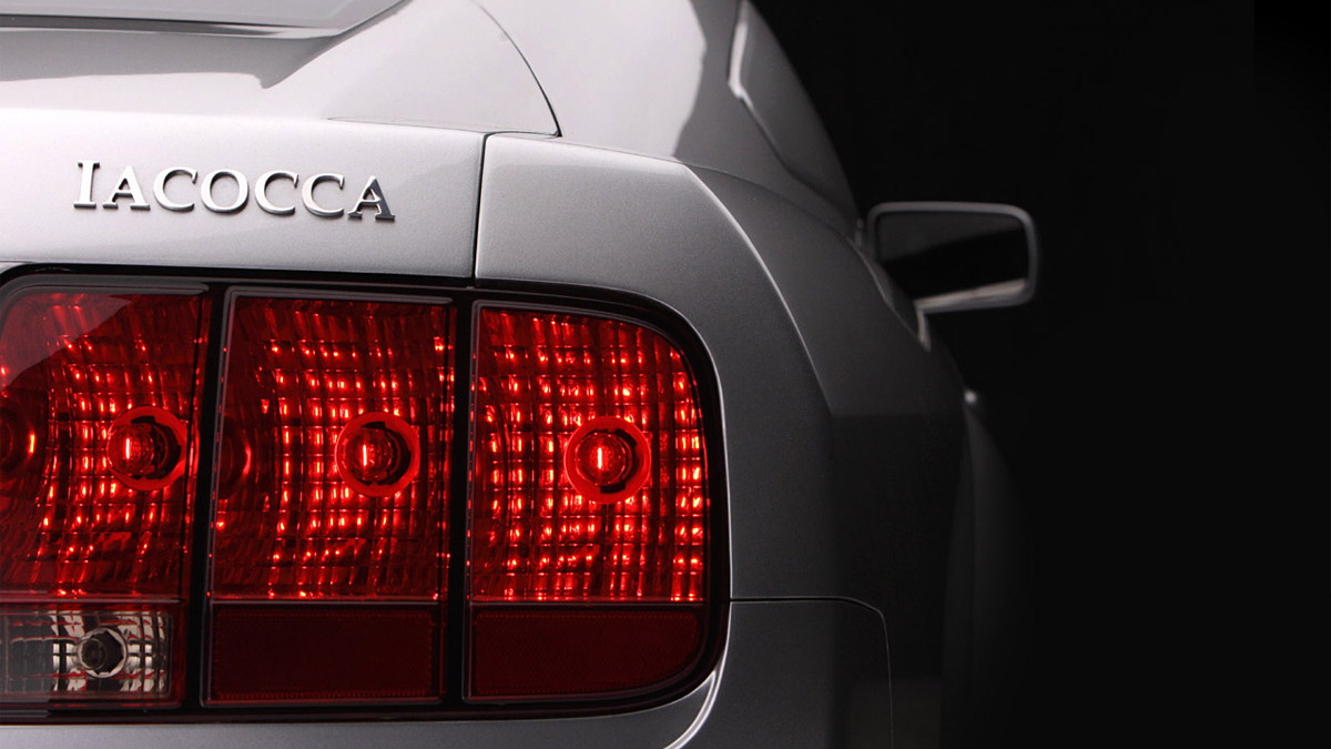 lee iacocca 45th anniversary ford mustang 004