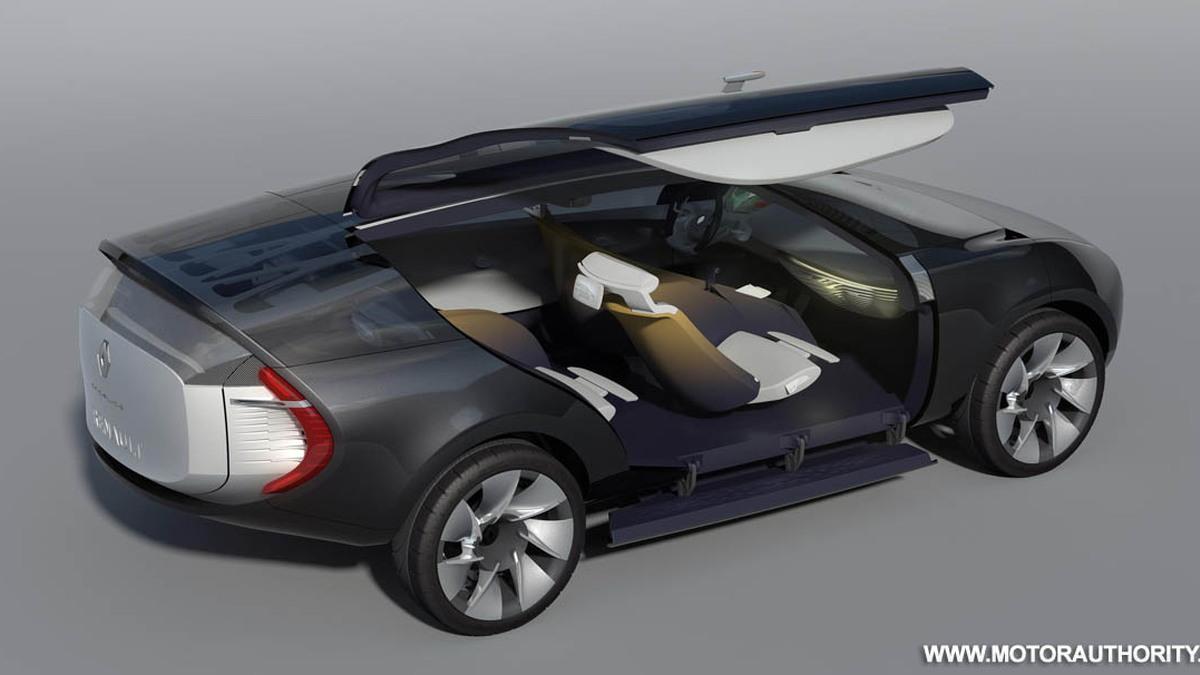 2008 renault ondelios concept paris motor show 002