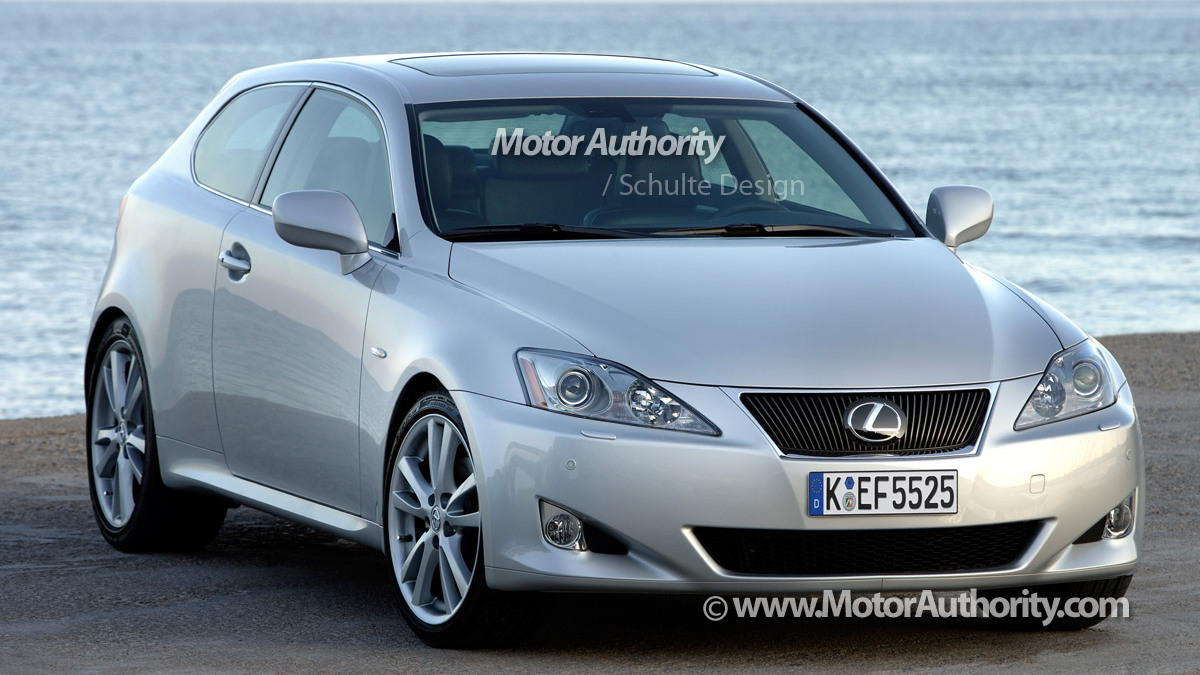 lexus coupe render motorauthority 001