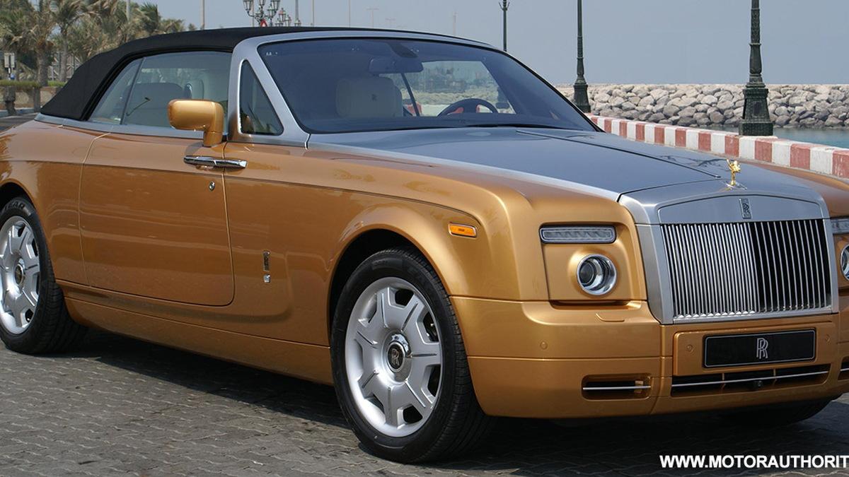 bespoke gold rolls royce phantom drophead coupe abu dhabi 001