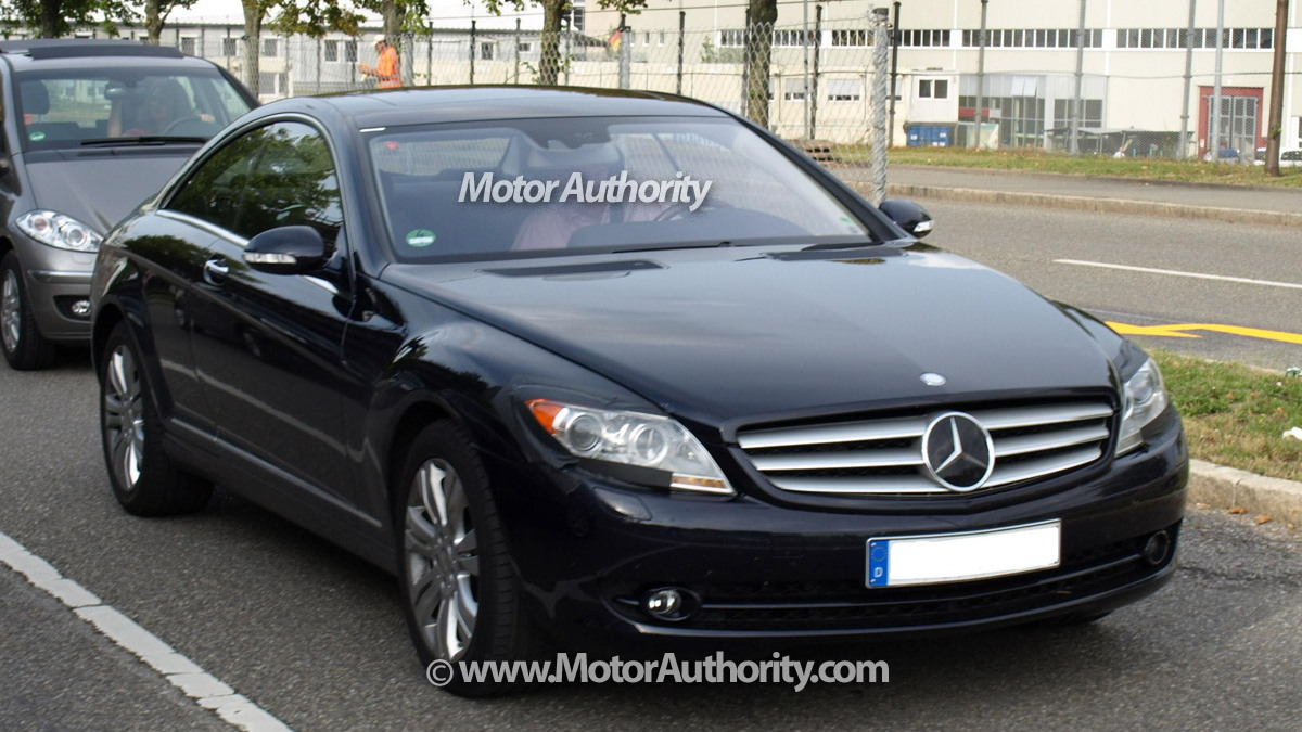 mercedes benz cl facelift motorauthority 003
