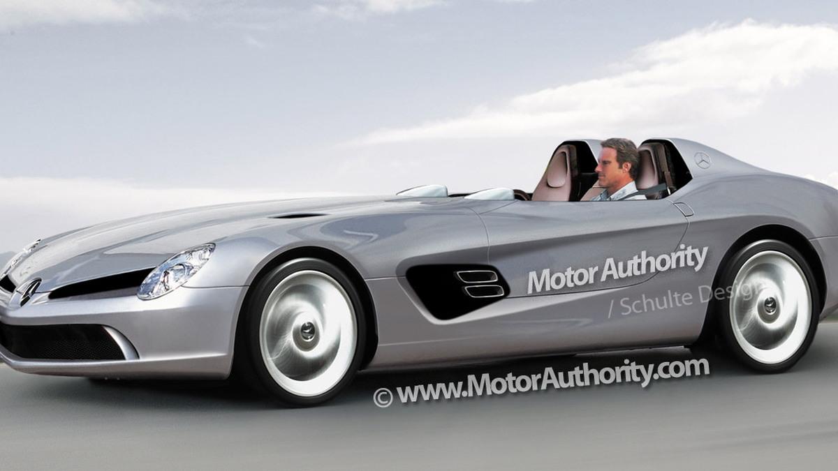 mercedes benz slr speedster rendering 002