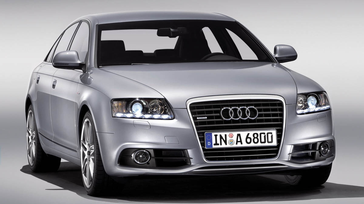 2009 audi a6 sedan avant allroad facelift 005