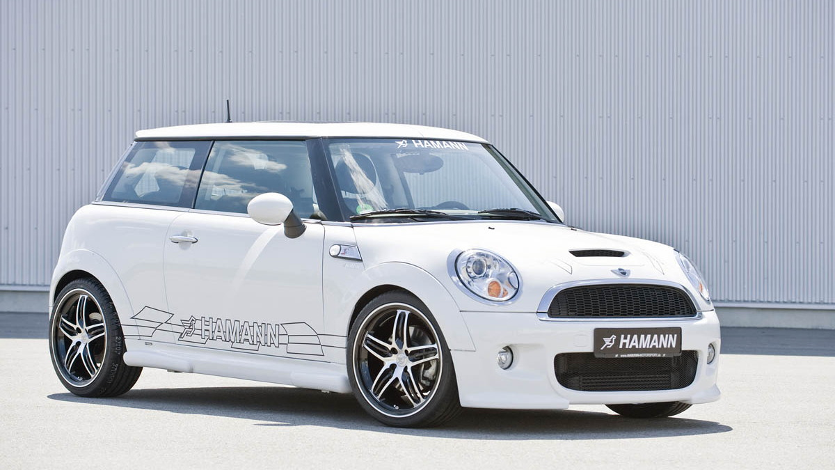 hamann mini cooper motorauthority 003