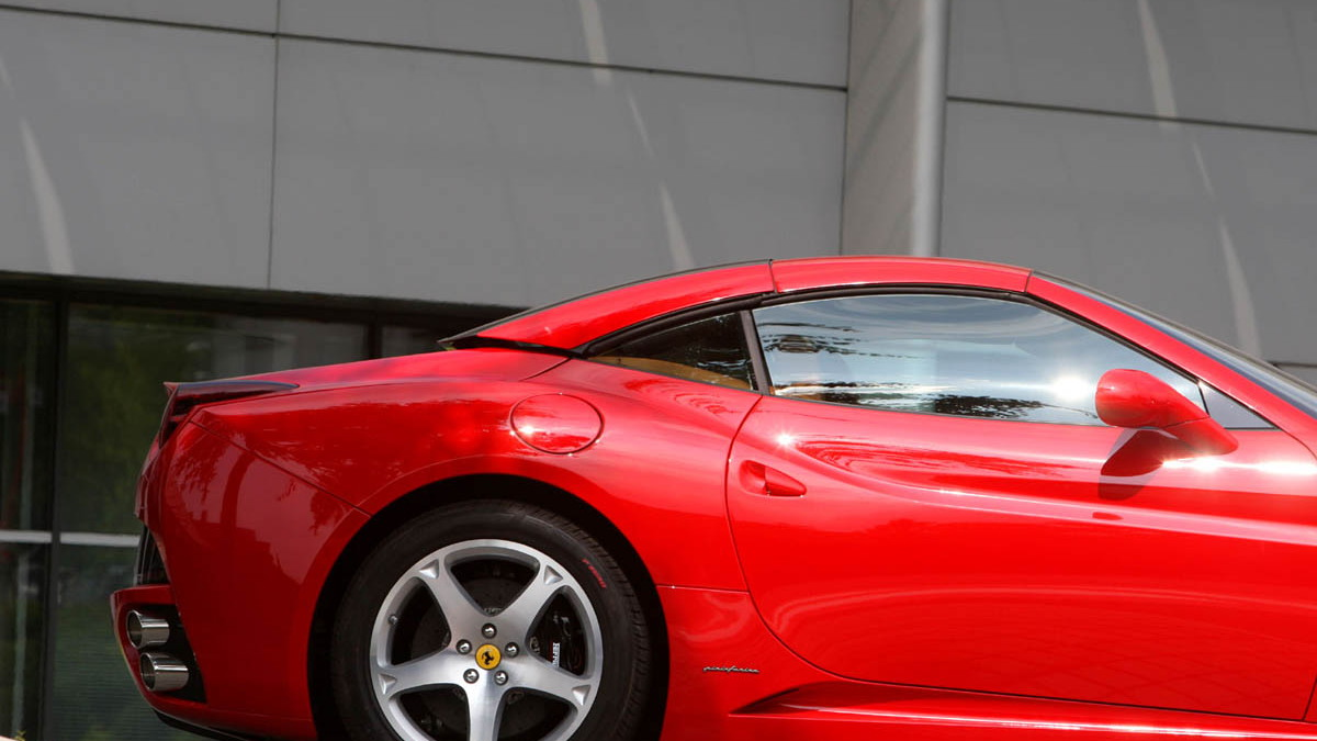 2009 ferrari california image gallery motorauthority 027