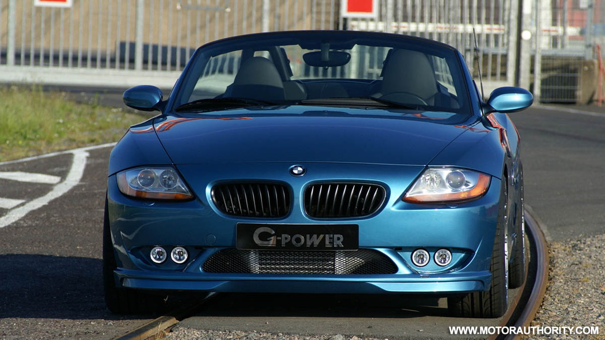 g power bmw z4 motorauthority 001