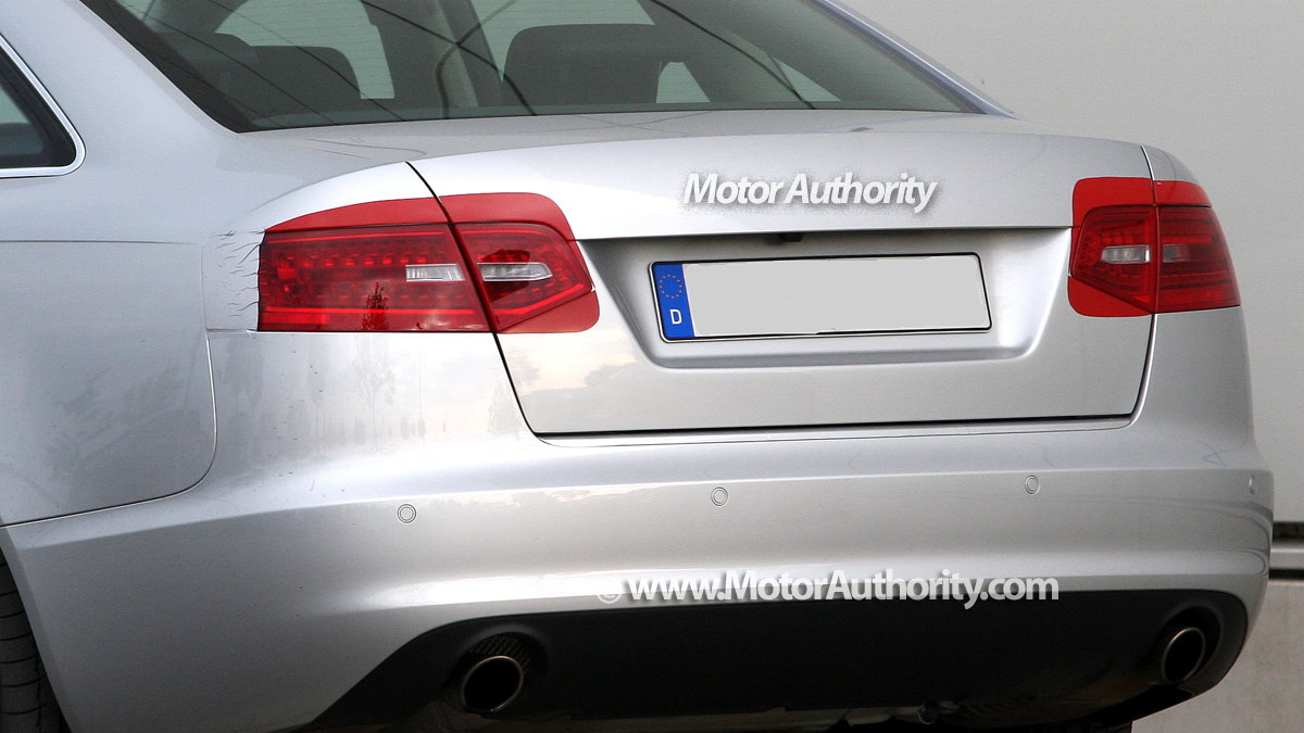 2009 audi a6 range facelift motorauthority 004