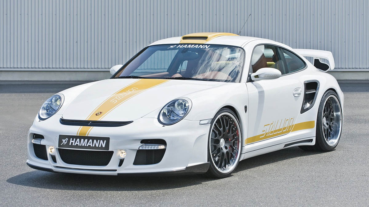 hamann porsche 911 turbo motorauthority 003