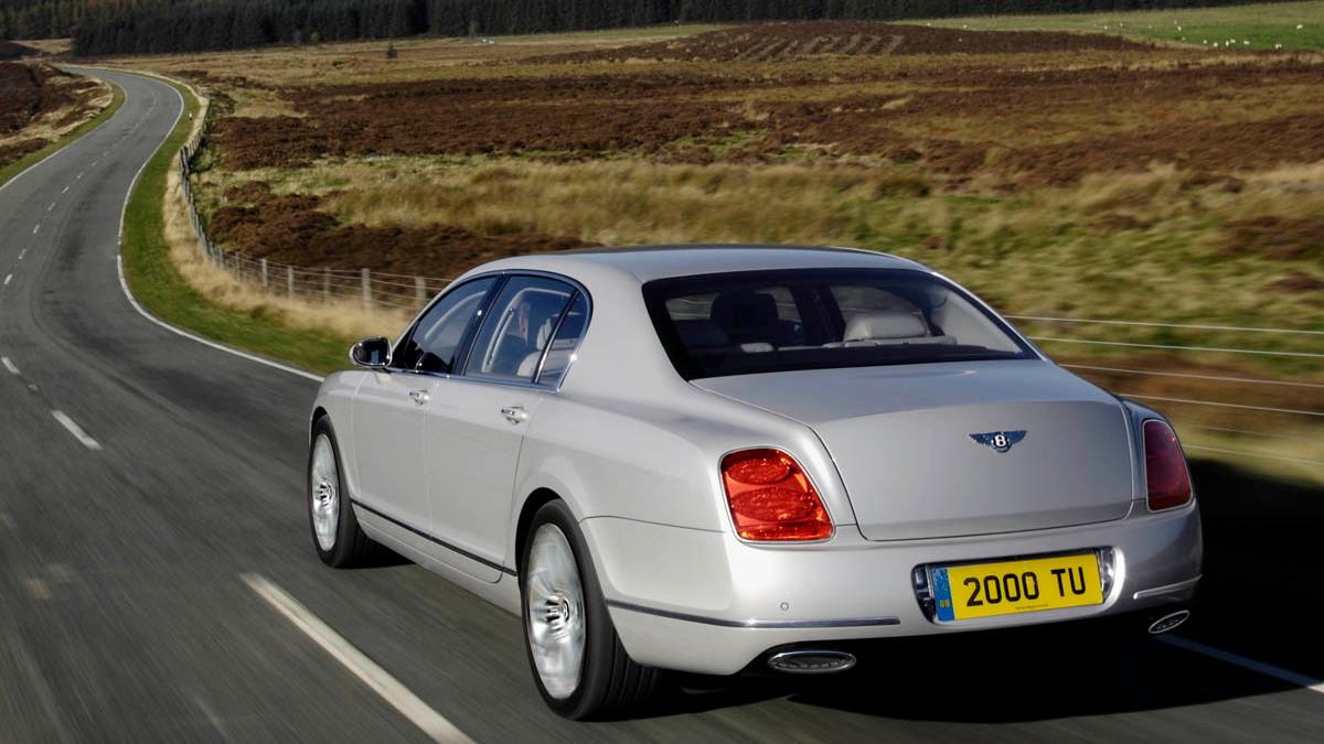 2009 bentley spur speed motorauthority 02