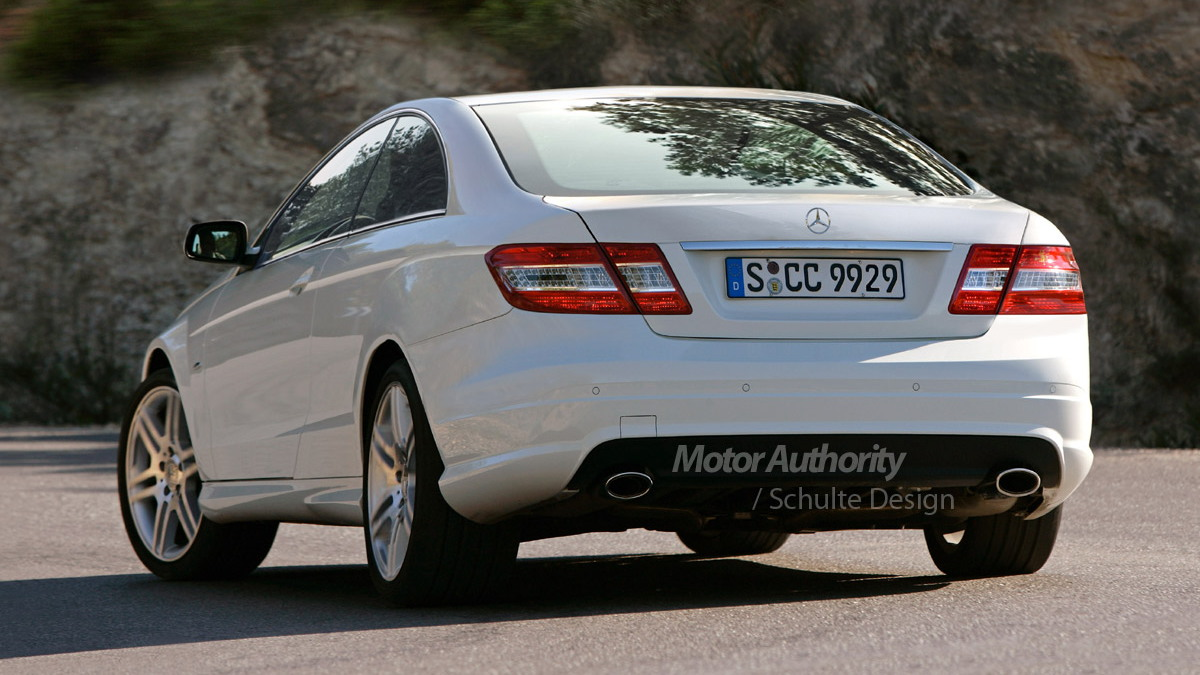 mercedes benz clk render motorauthority 003