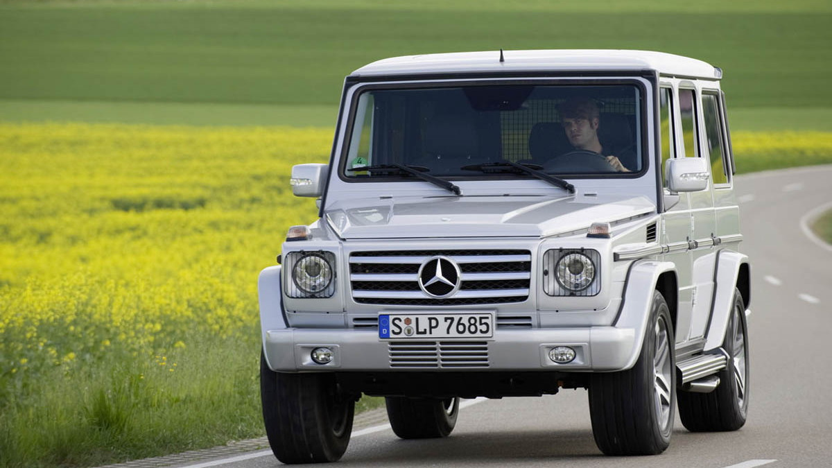 mercedes g55 amg motorauthority 04
