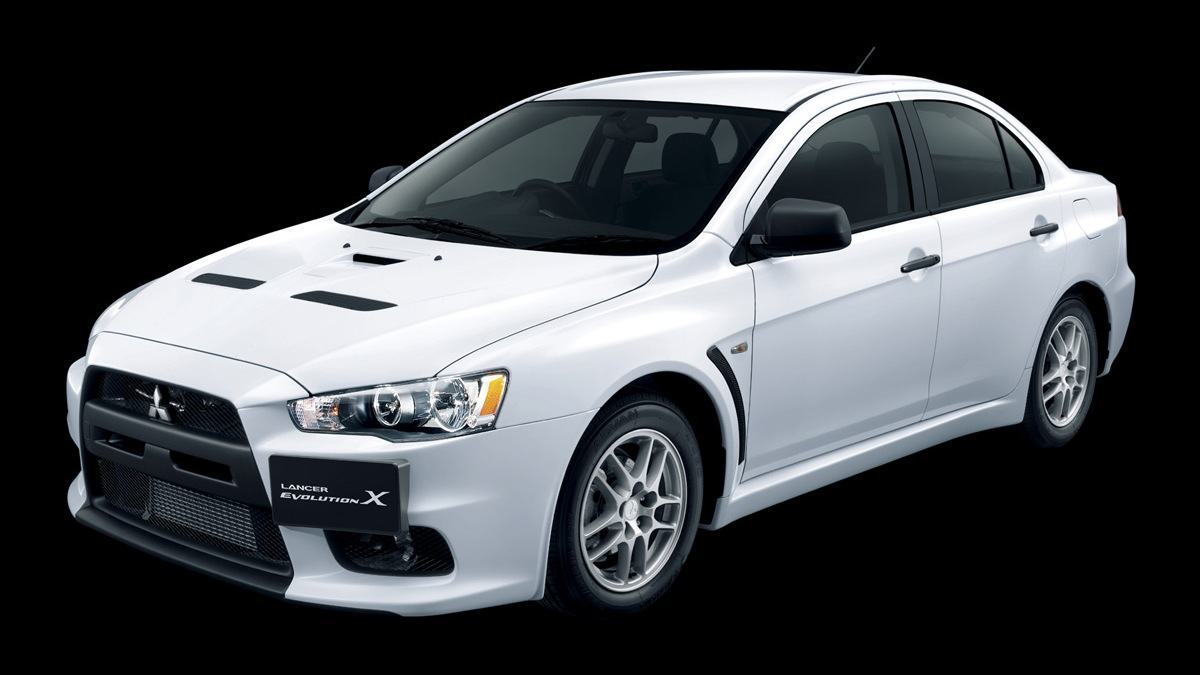mitsubishi lancer evo x official motorauthority 005
