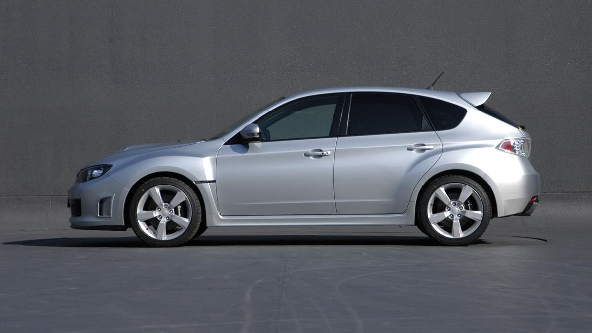 Official Subaru Impreza Wrx Sti