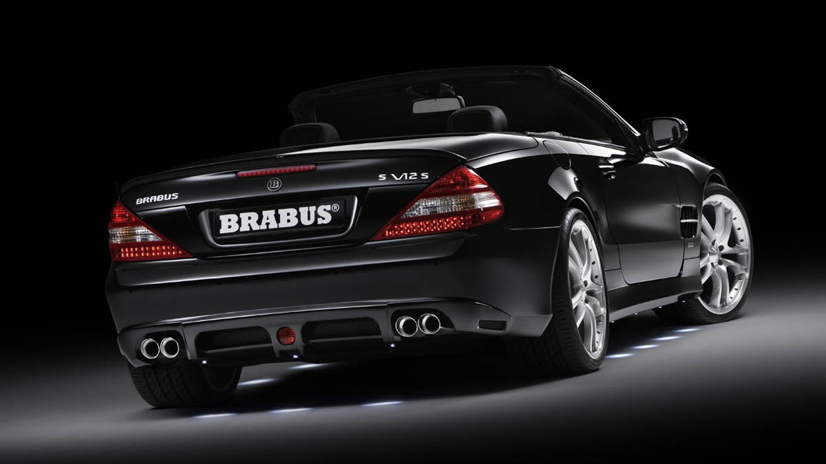 mercedes brabus sl motorauthority 02