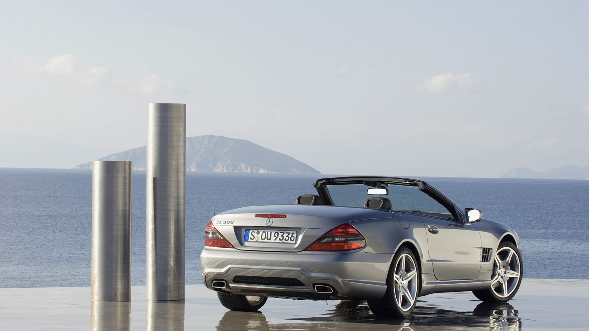 2009 mercedes sl facelift motorauthority 003