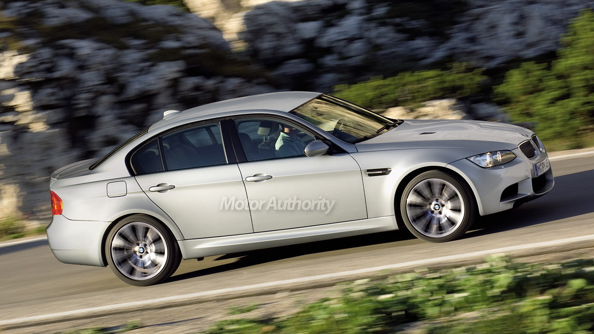 2008 bmw m3 sedan motorauthority 008