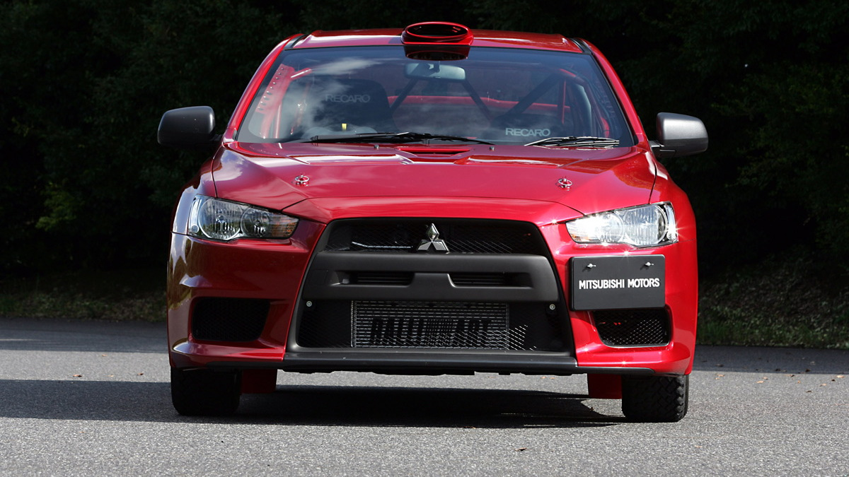 2008 mitsubishi evolution x rally motorauthority 002