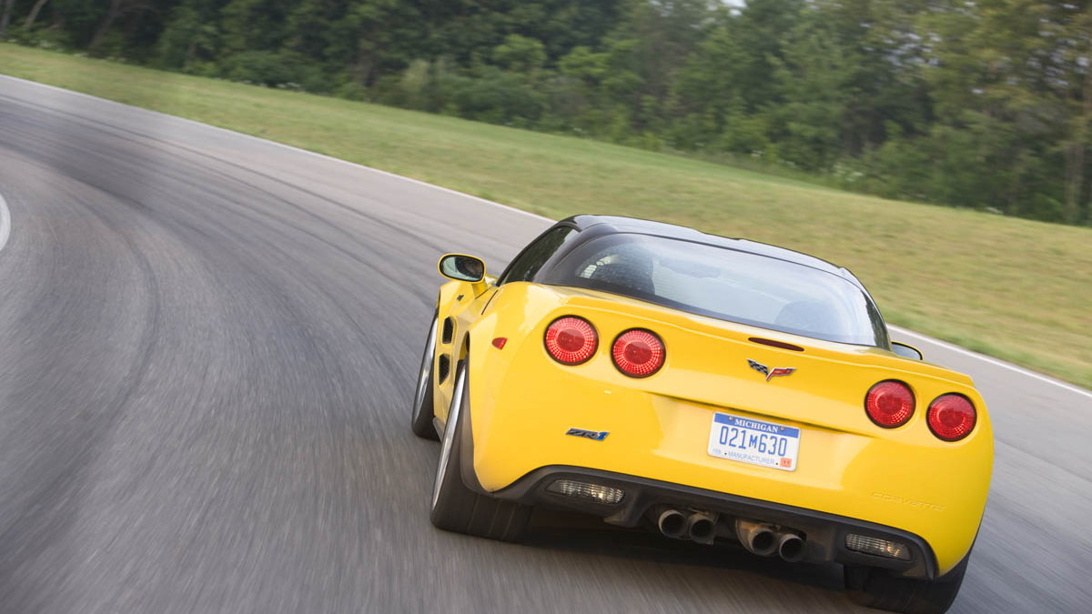 chevy corvette zr1 033
