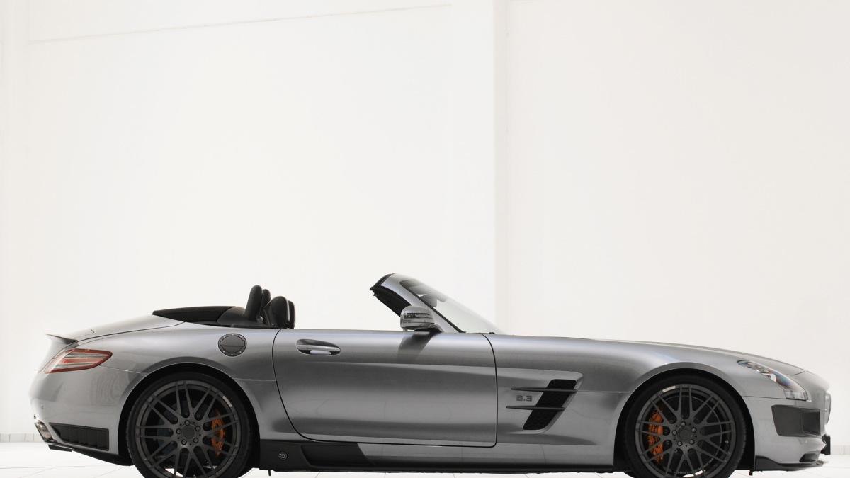 Brabus SLS AMG Roadster