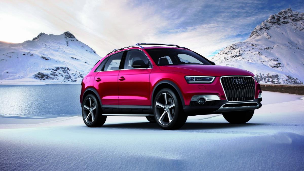 Audi's Q3 Vail concept