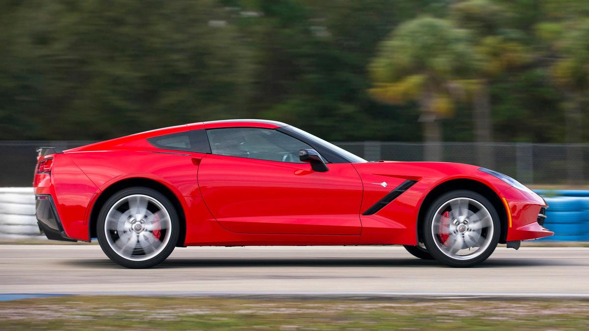 2015 Chevrolet Corvette Performance Data Recorder (PDR)