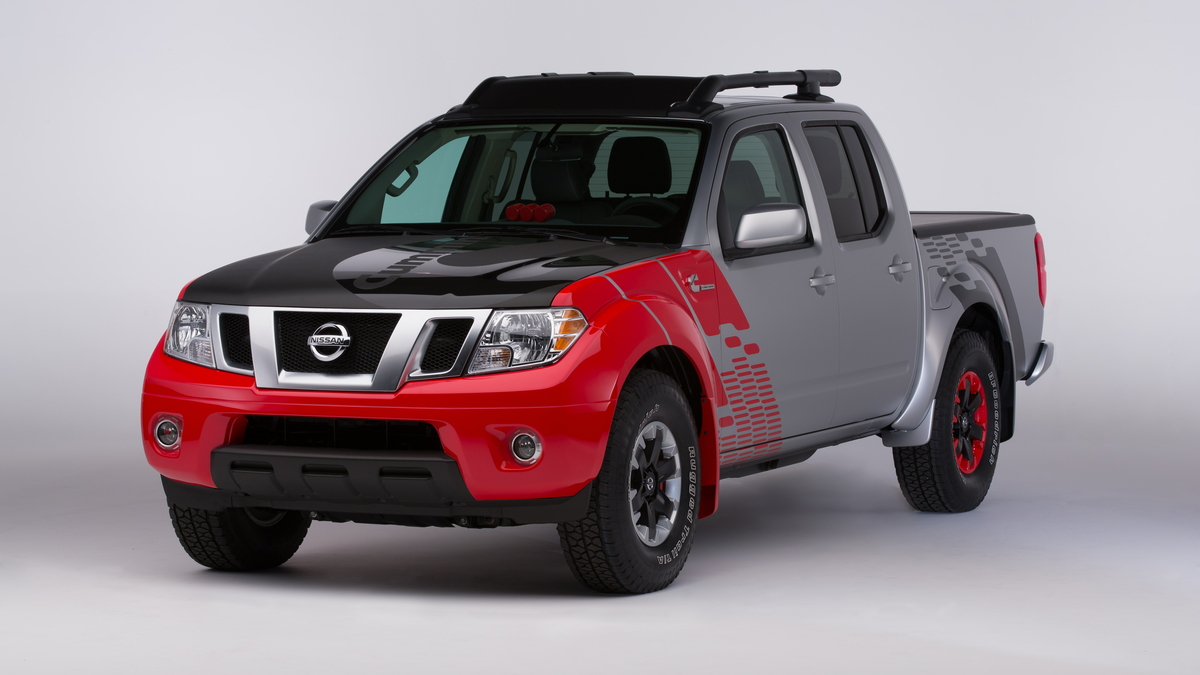 Nissan & Cummins Frontier Diesel Runner, 2014 Chicago Auto Show