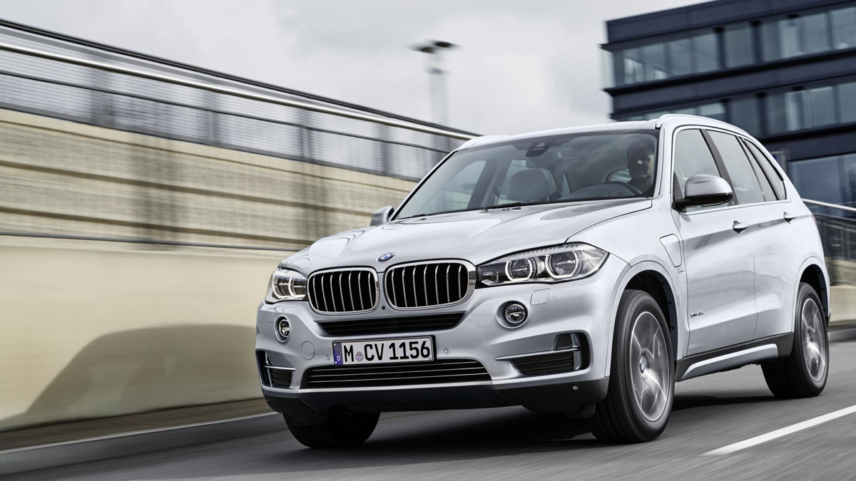 2016 Bmw X5 Xdrive 40e Plug In Hybrid Suv To Debut