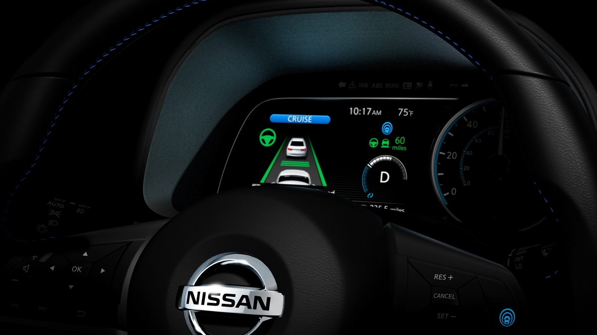 2018 Nissan Leaf ProPilot Assist