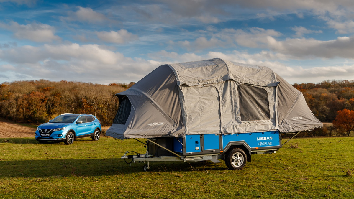 Reused Nissan Leaf Batteries Make Happy Campers With