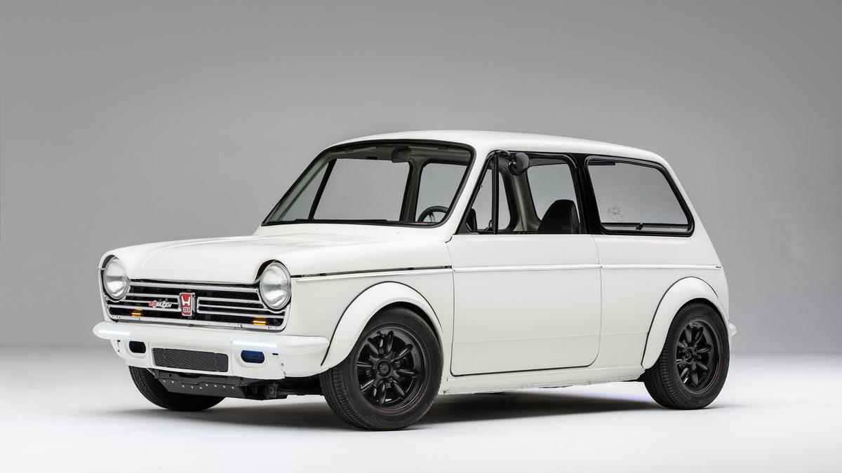 1972 Honda N600