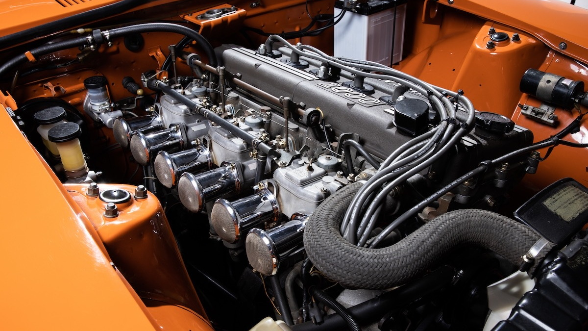 1970 Nissan Fairlady