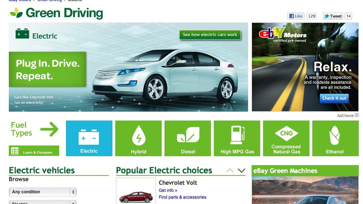 Ebay Auctions Green Car Photos News Reviews And Insights Green Car Reports