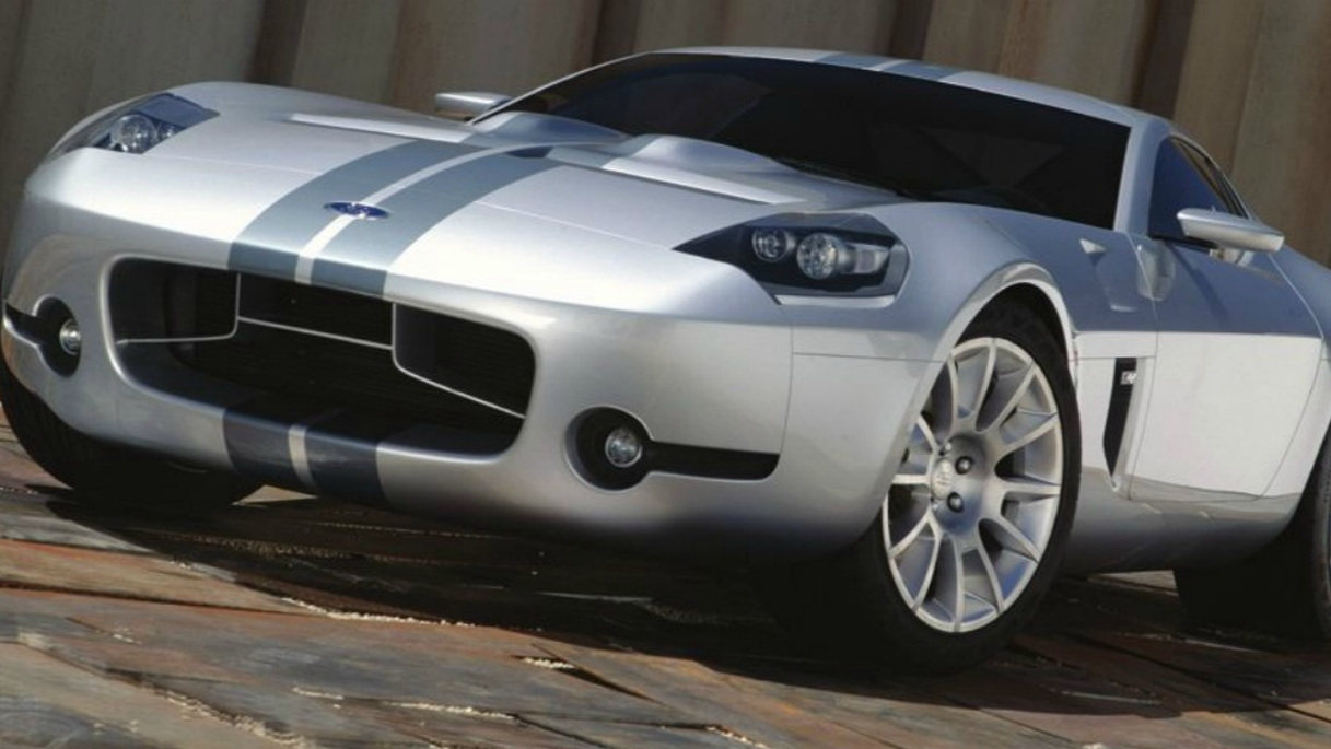 Ford Thunderbird Shelby Gr 1 Concepts Up For Auction At Rm Monterey