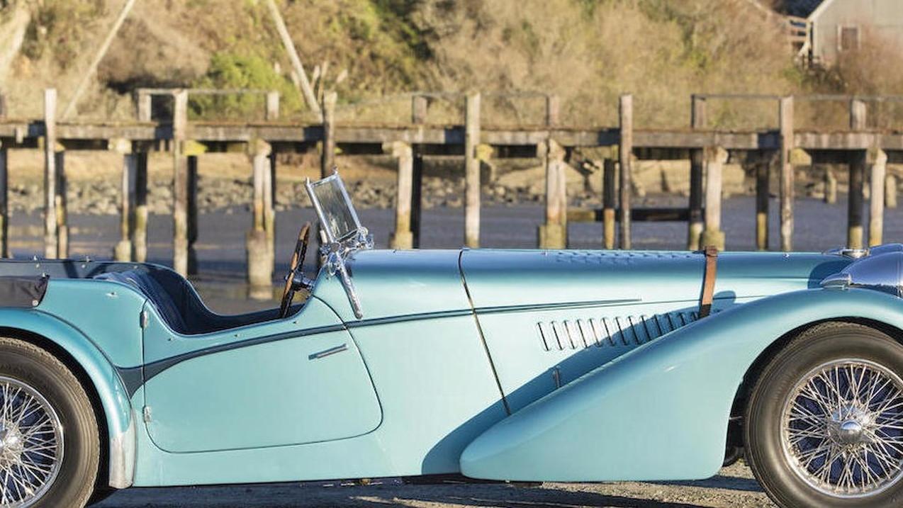 1957 Bugatti 57SC Sports Tourer by Vanden Plas