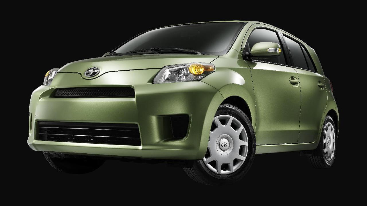 3 Scion xD Release Series 3.3: The Greenest Scion Yet?