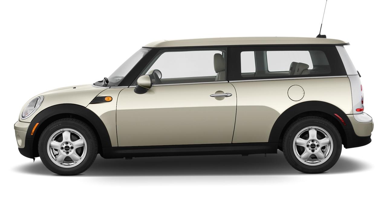 Mini Cooper Clubman News Green Car Photos News Reviews And