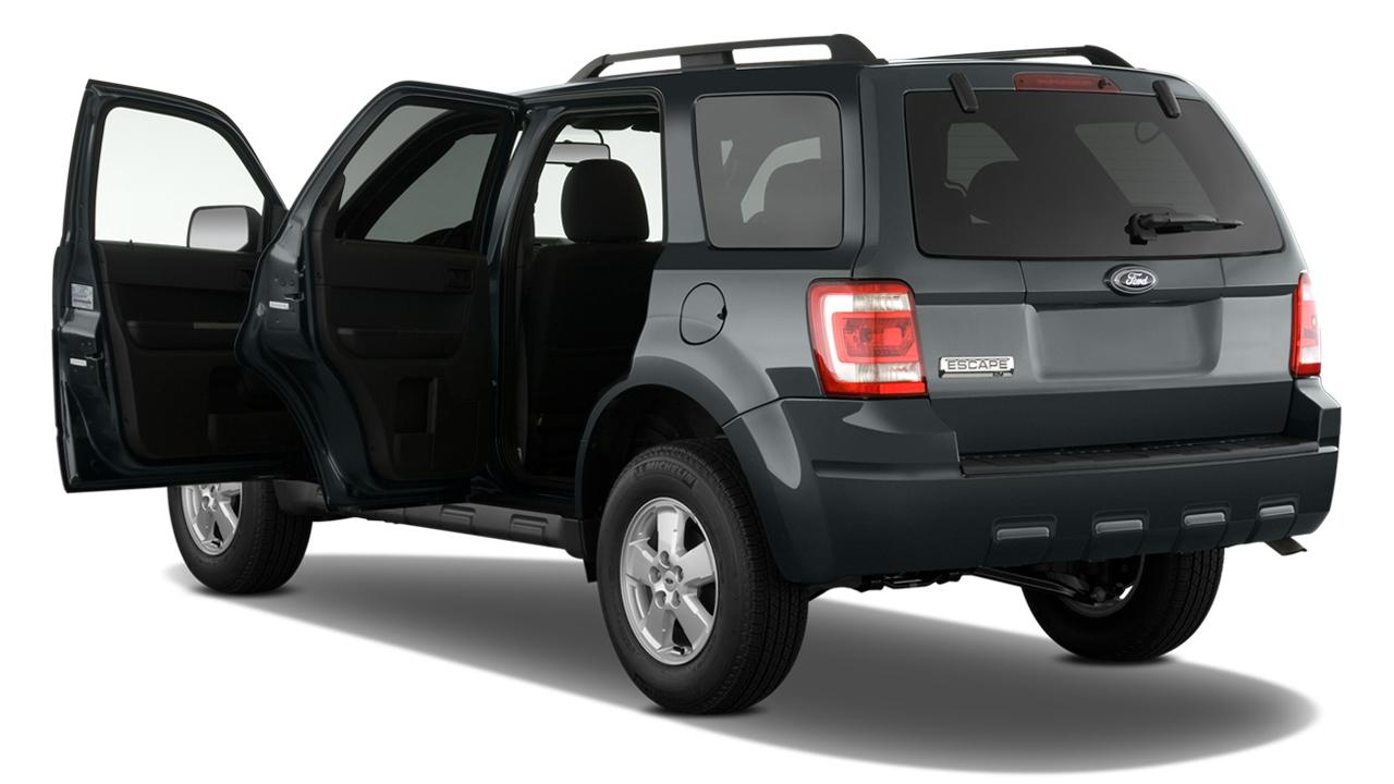 2010 Ford Escape FWD 4-door XLT Open Doors