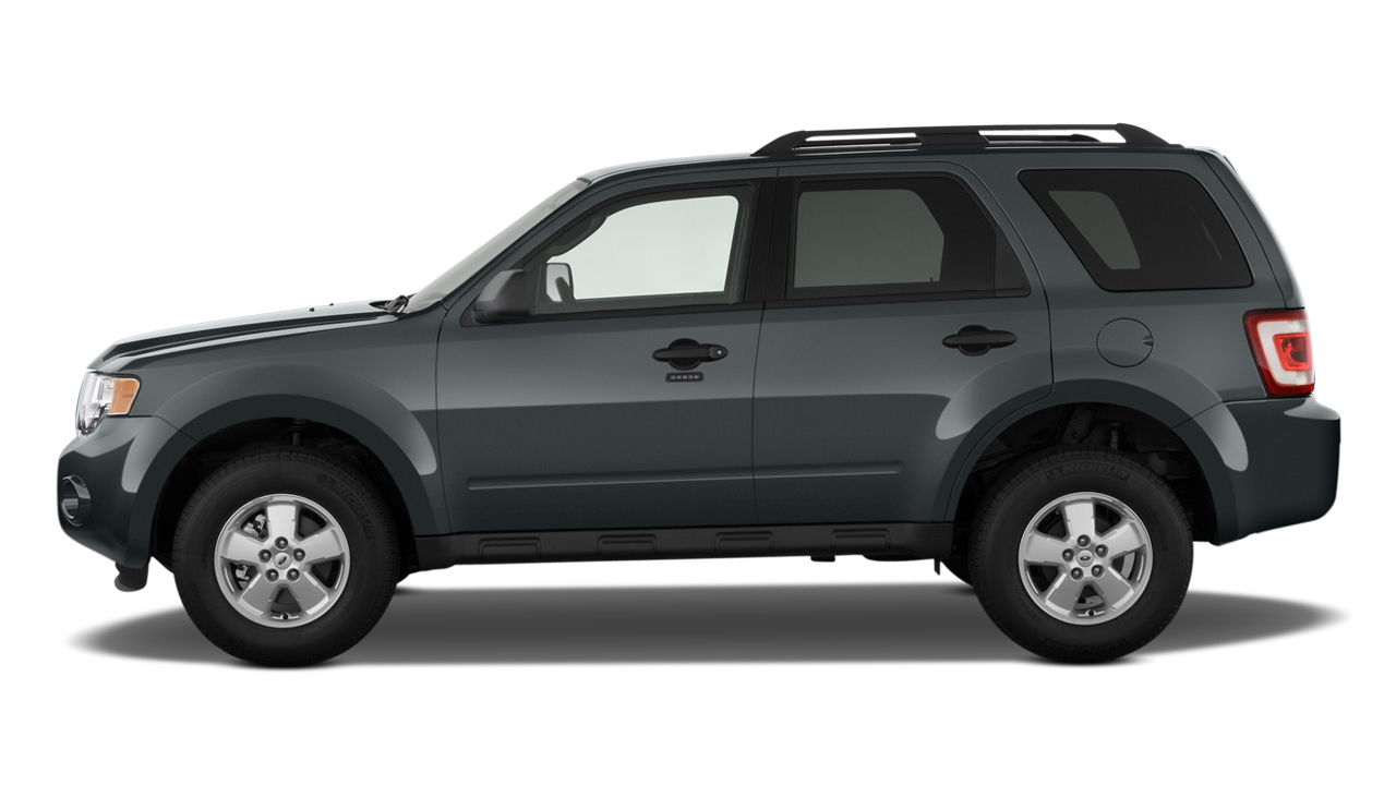 2010 Ford Escape FWD 4-door XLT Side Exterior View