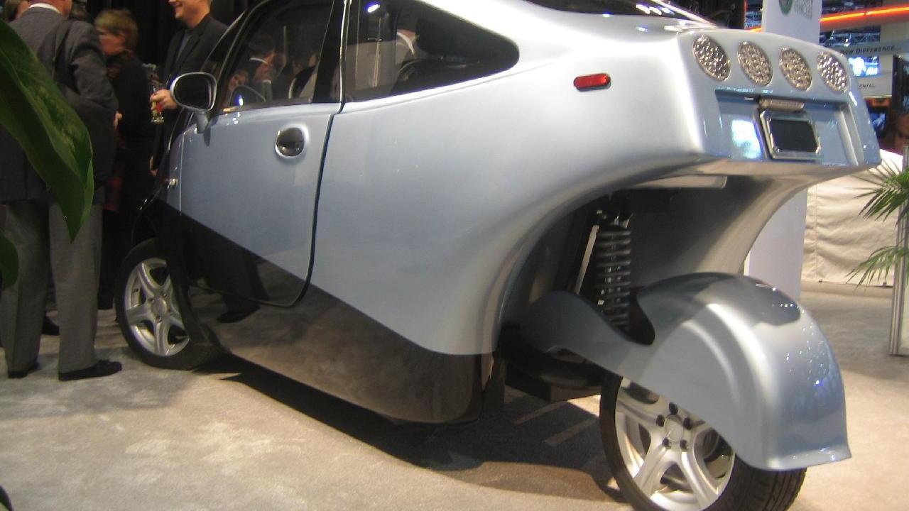 Electric Avenue, 2010 Detroit Auto Show